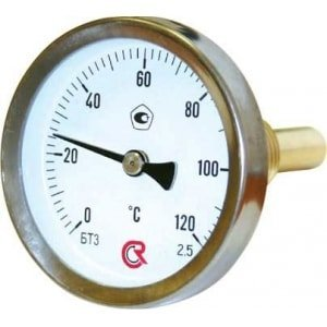 термометр всамогонном аппарате