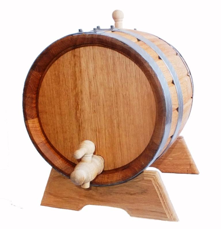 Дубовая бочка для вина и самогона. Пермь